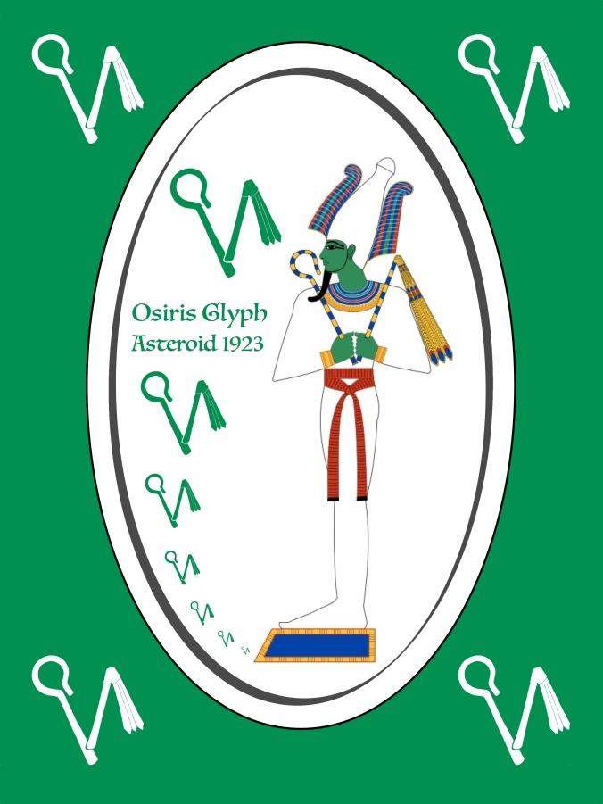 Osiris Glyph Asteroid