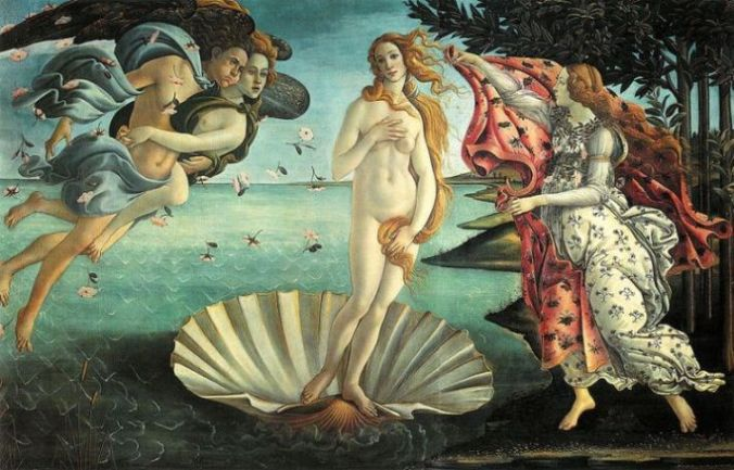 the-birth-of-aphrodite-by-sandro-botticelli