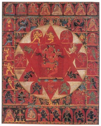 Buddhist_Vajravarahi_Yantra