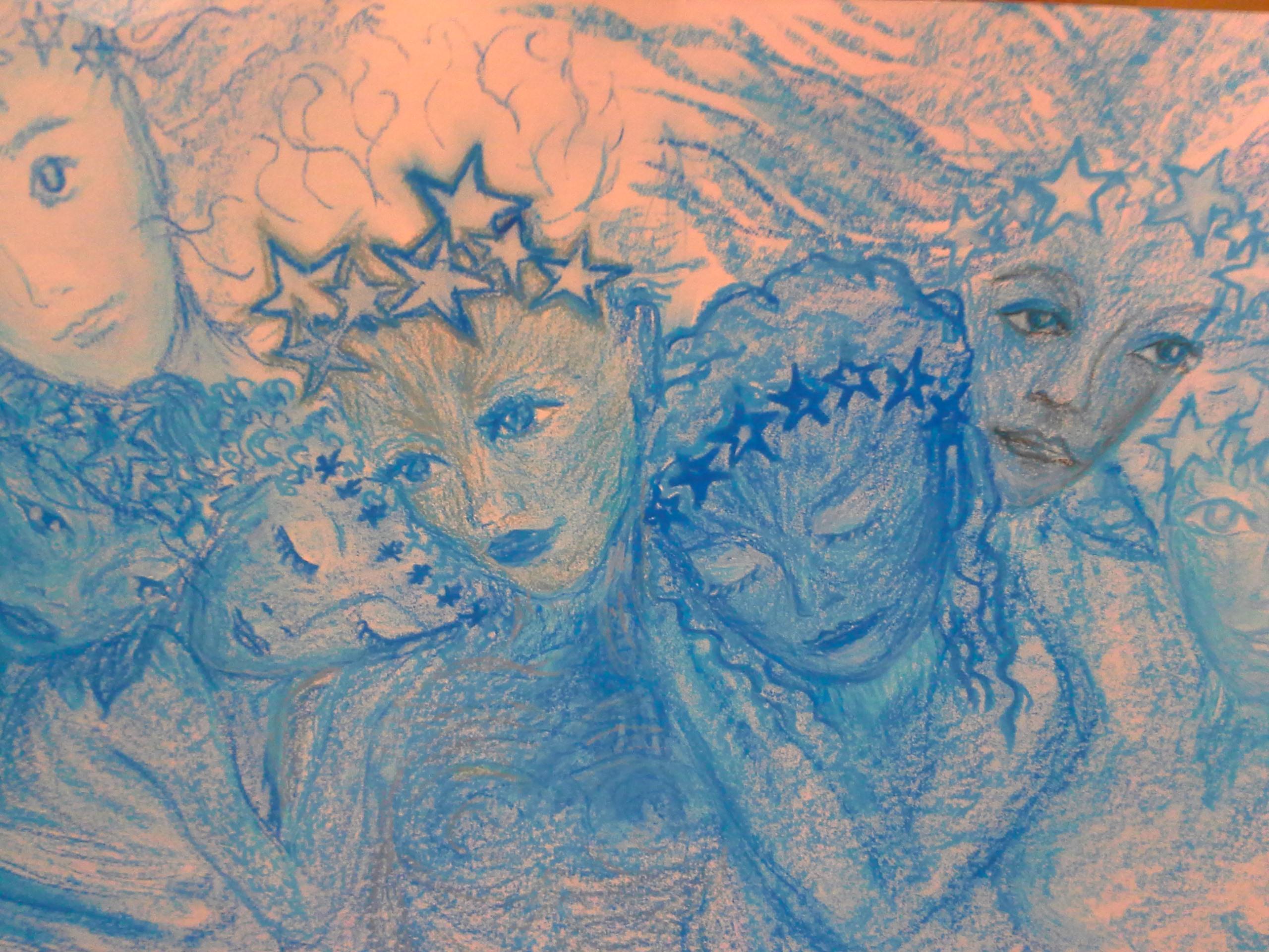 Seven Sisters by Jennifer Sea