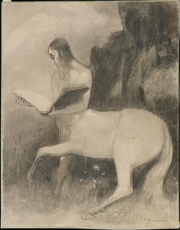 centaur reading
