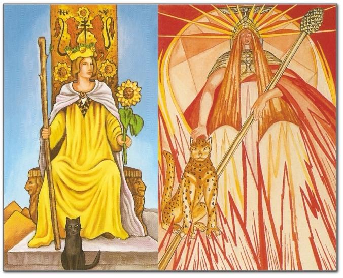 pyreaus_tarot_combo_queen_of_wands