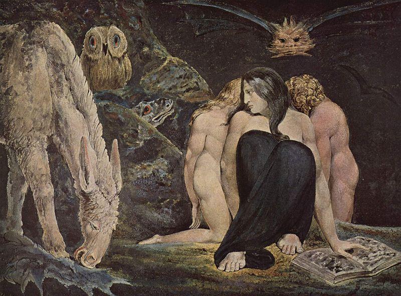 William-Blakes-Hecate