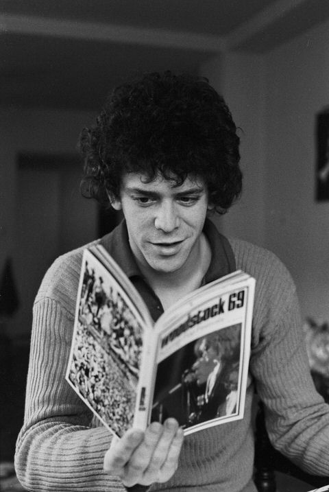 lou reed woodstock