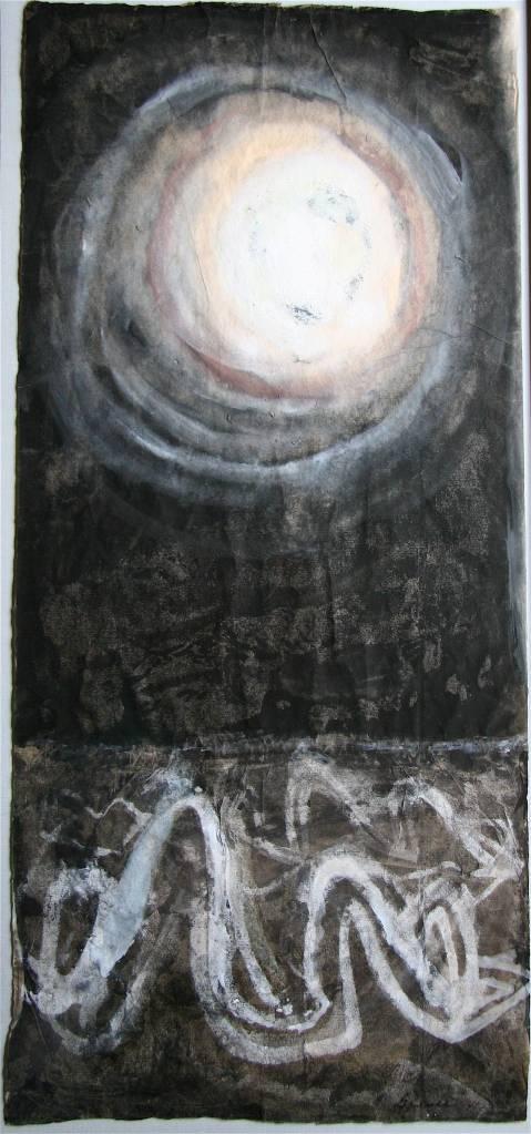 Morris-Graves-1941-The-Moon-The-Sea