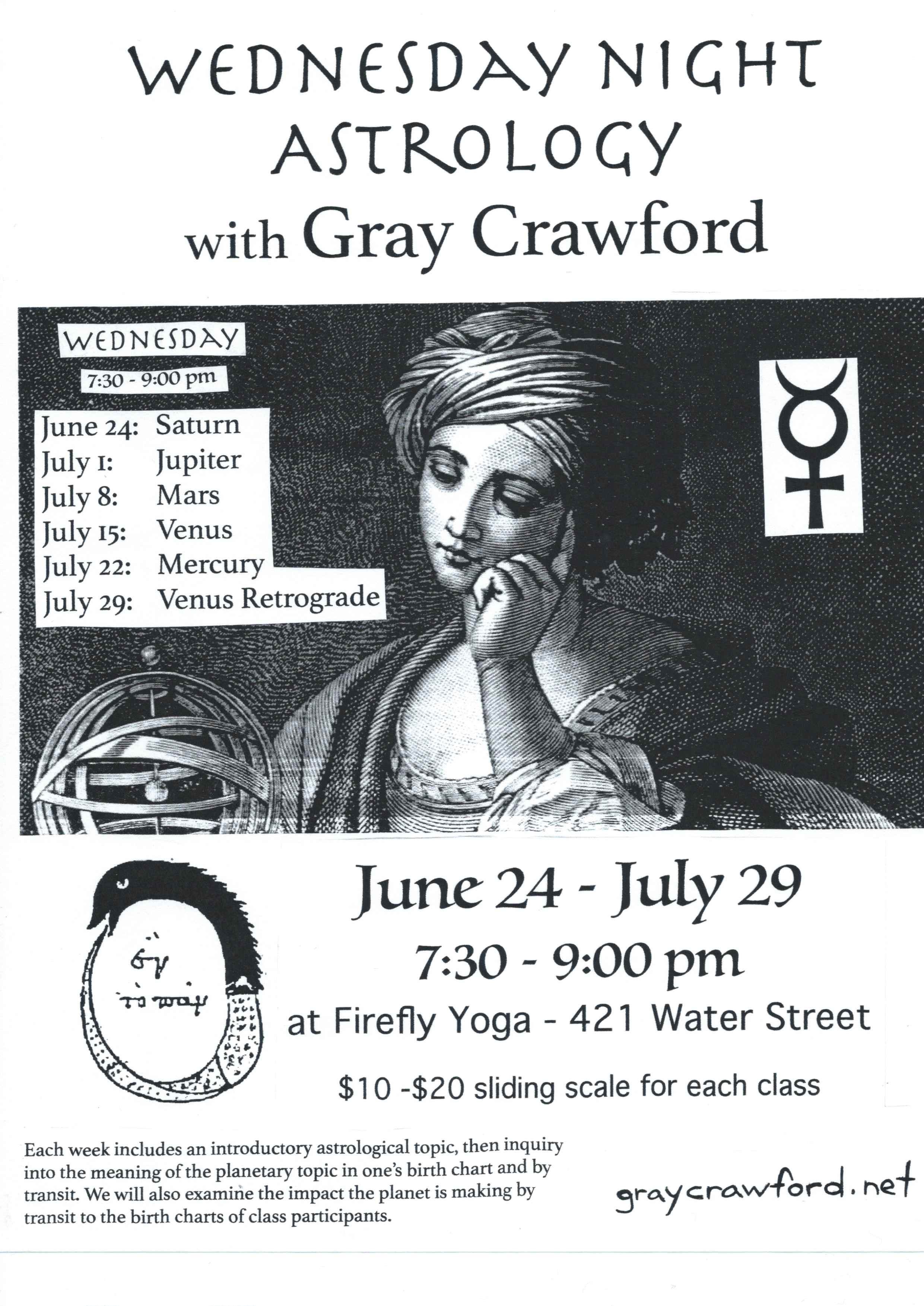Astrology classes in olympia gray crawford wednesday night astrology class nvjuhfo Image collections