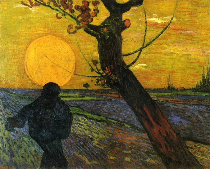 sower-with-setting-sun- Summer Solstice