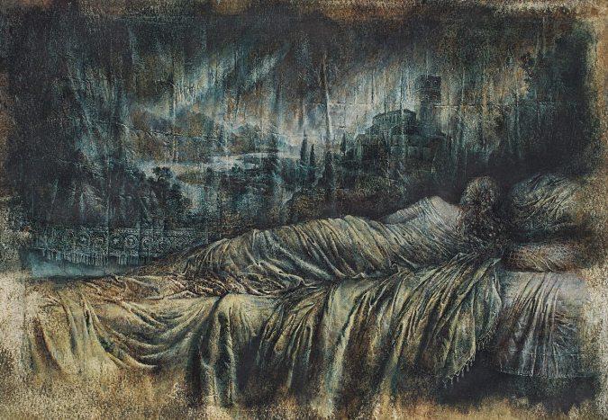 Dream by Yaroslav Gerzhedovich 2001