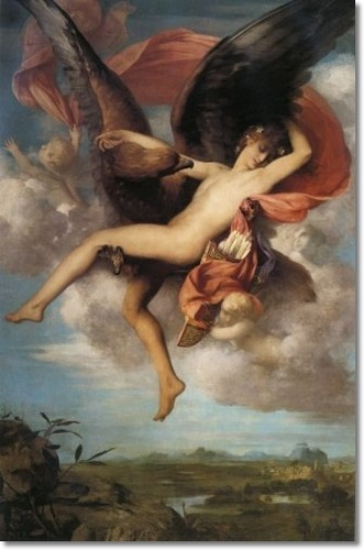 Ganymede: Aquarius and Leo
