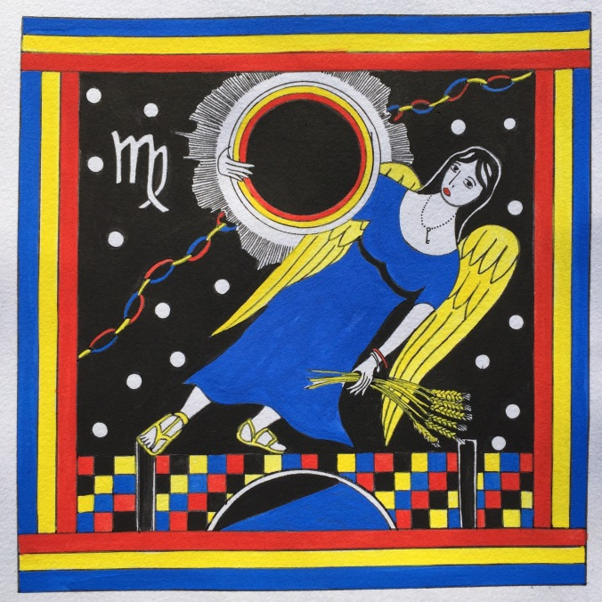 Scott Young Virgo Eclipse