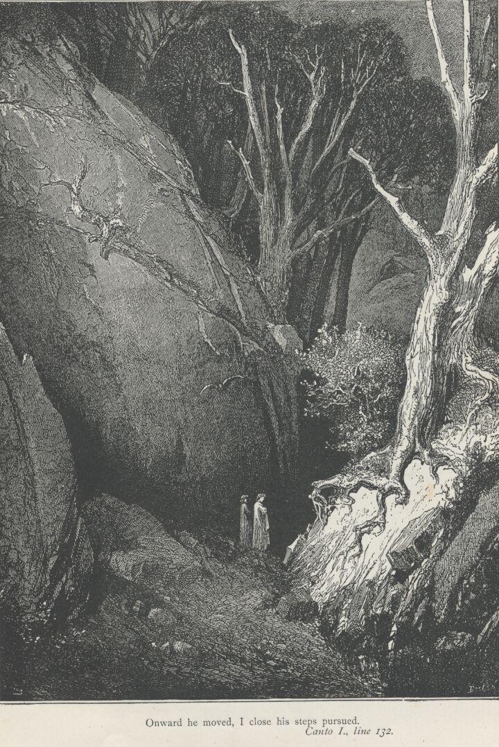 Dore Gustave Inferno_Canto_1_spirit_guide