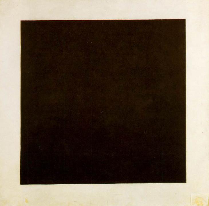Malevich black square