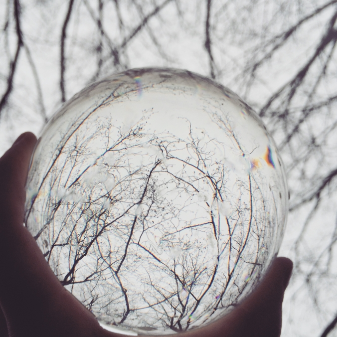 Sarah Hansen crystal ball
