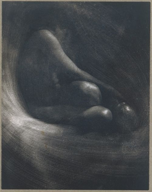 edward-steichen-languid repose