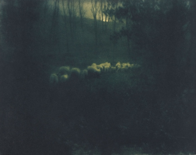 edward-steichen-pastoral moonlight