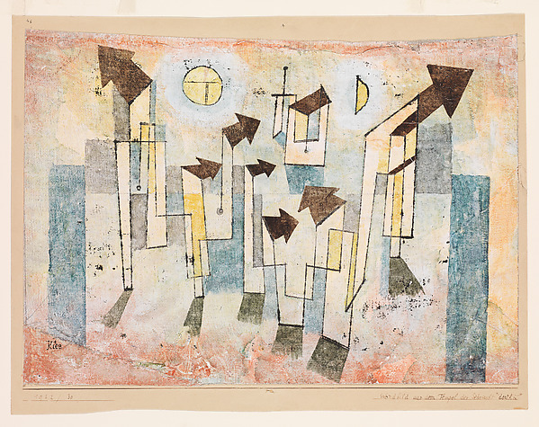 klee temple of thither
