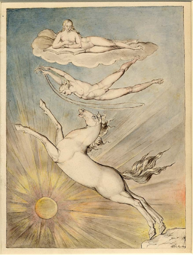 William Blake from Henry IV
