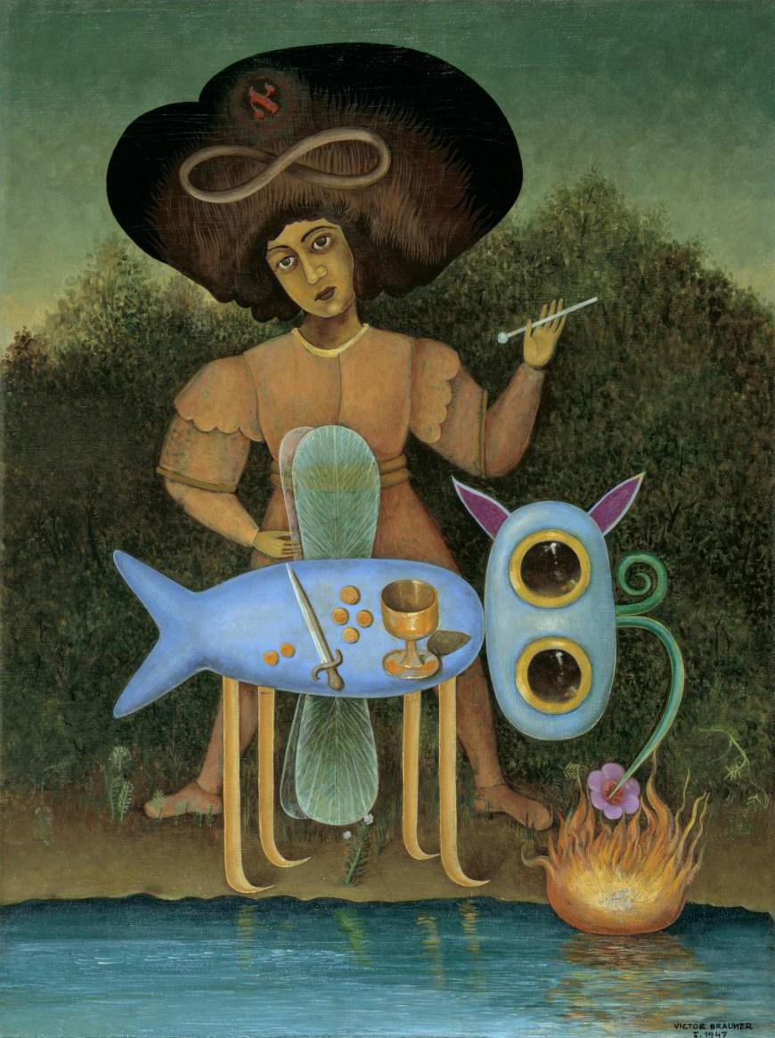victor-brauner-the-surrealist