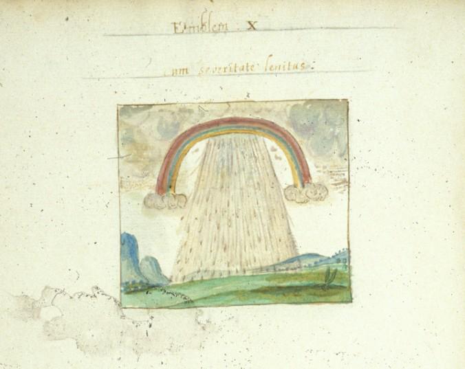 rainbow-emblem-x