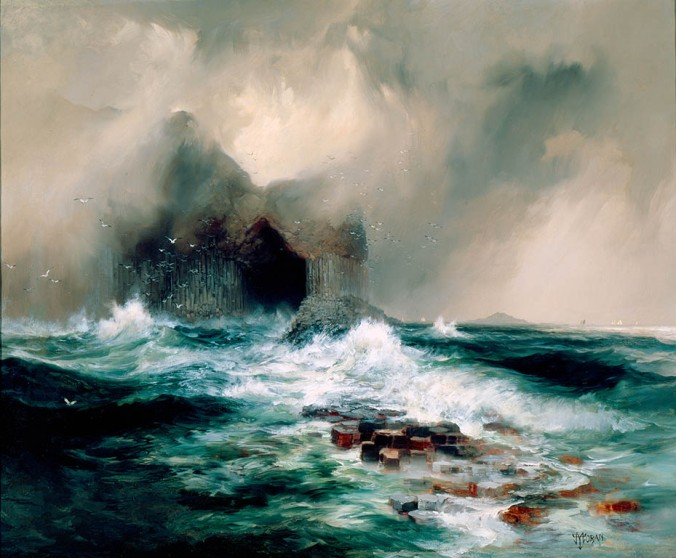 Fingal_s_Cave,_Island_of_Staffa,_Scotland_by_Thomas_Moran,_1884-5,_High_Museum_of_Art