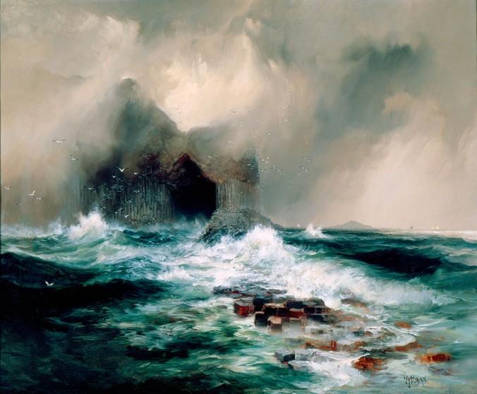 Fingal_s_Cave,_Island_of_Staffa,_Scotland_by_Thomas_Moran,_1884-5,_High_Museum_of_Art