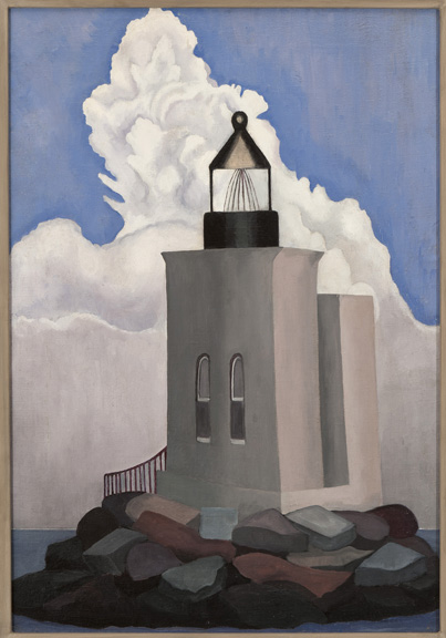 torr-white-cloud-light-house-private-collection