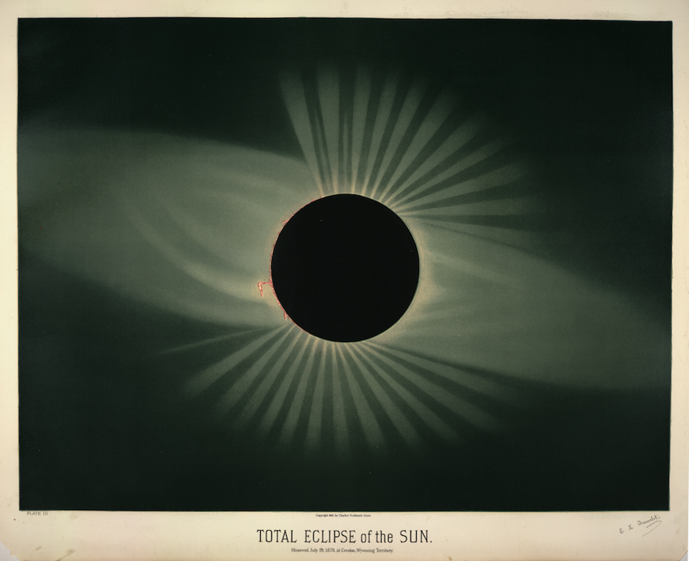 total solar eclipse astronomy
