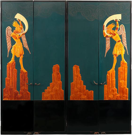 guggenheim doors