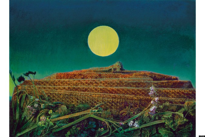 max ernst whole city