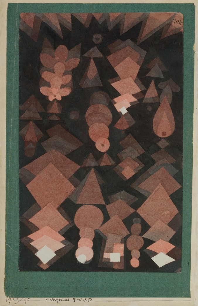 paul klee suspended fruit