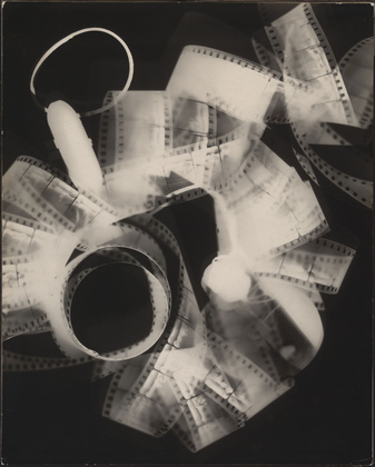 man ray rayograph film reels