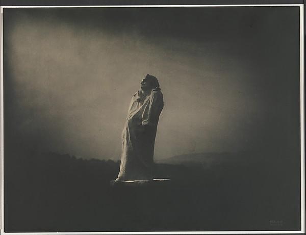Rodin, Balzac photo
