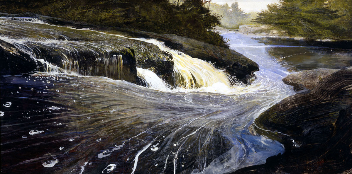 Andrew Wyeth carry