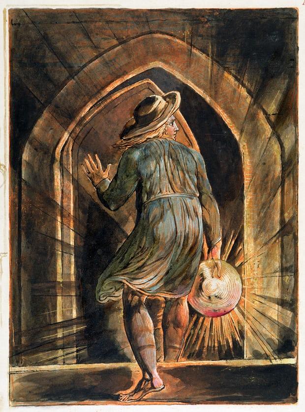 Blake door orb
