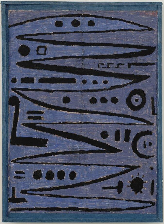 Klee heroic strokes