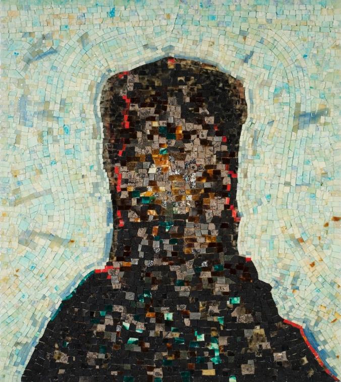 Jack whitten black monolith II