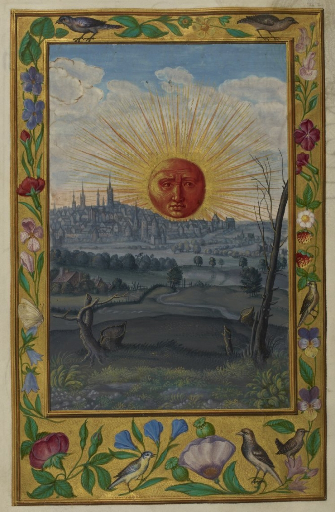 splendor solis sunset