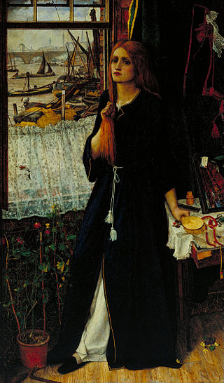 John_Roddam_Spencer_Stanhope_-_Thoughts_of_the_Past_-_Google_Art_Project