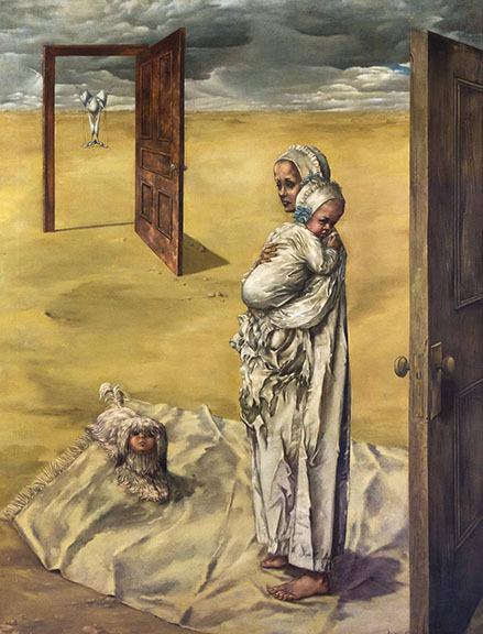 dorothea-tanning-maternity