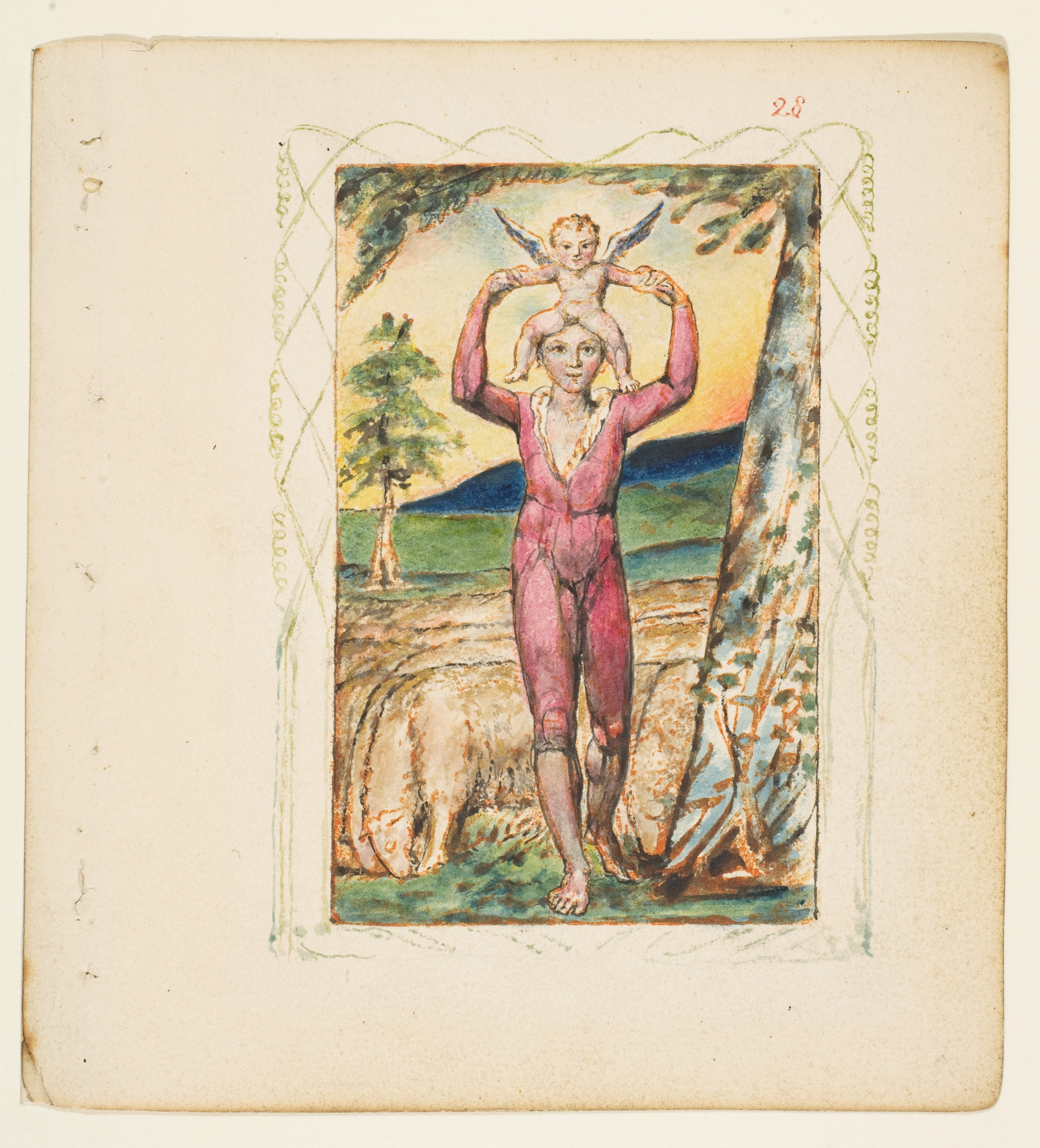 William Blake Songs of Experience