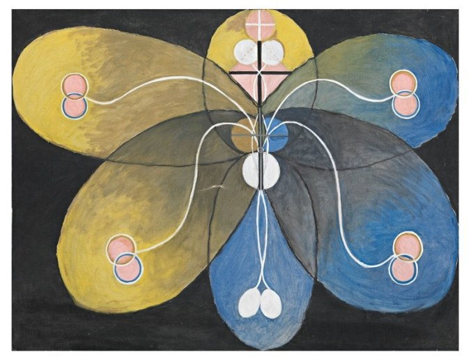 hilm af klint group VI evolution