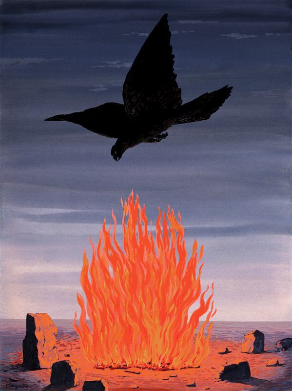 Magritte the fanatics