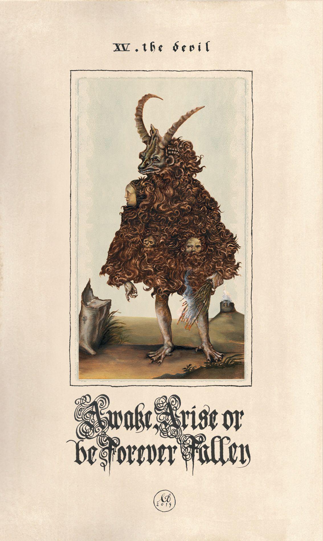 Pagan Otherworld Devil Arcanum