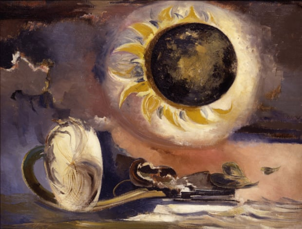 Paul Nash Eclipse of the Sunflower