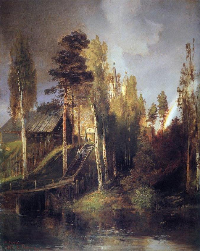 Savrasov_monastery_gate