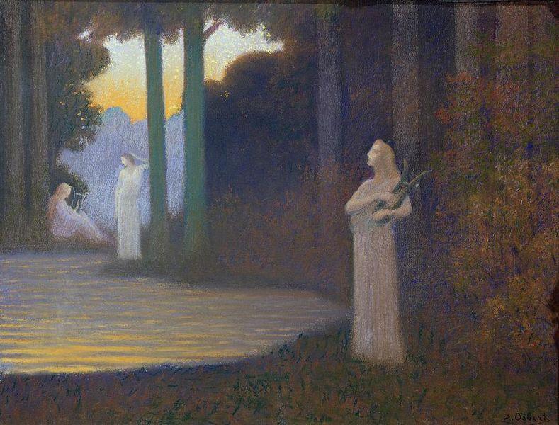 789px-Alphonse_Osbert_-_Lyricism_in_the_Forest