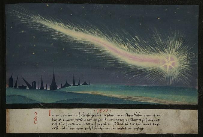 comet 1300