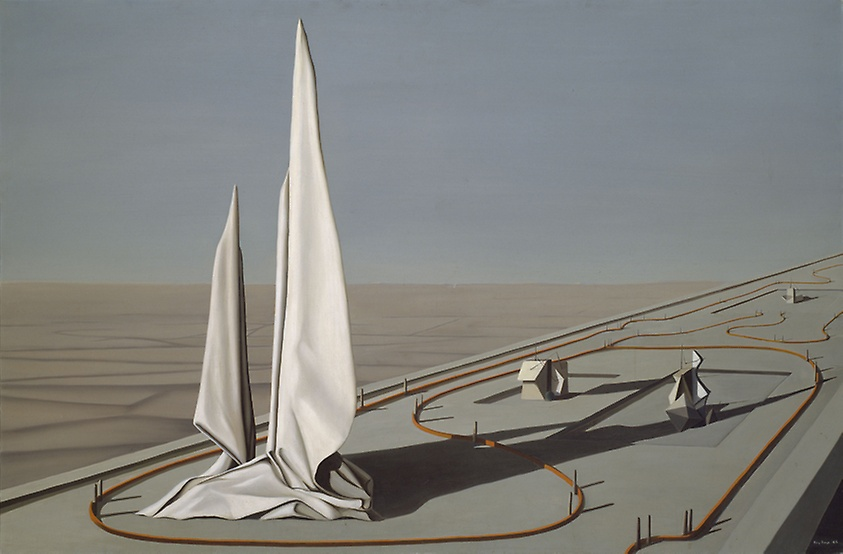 the third shape kay sage