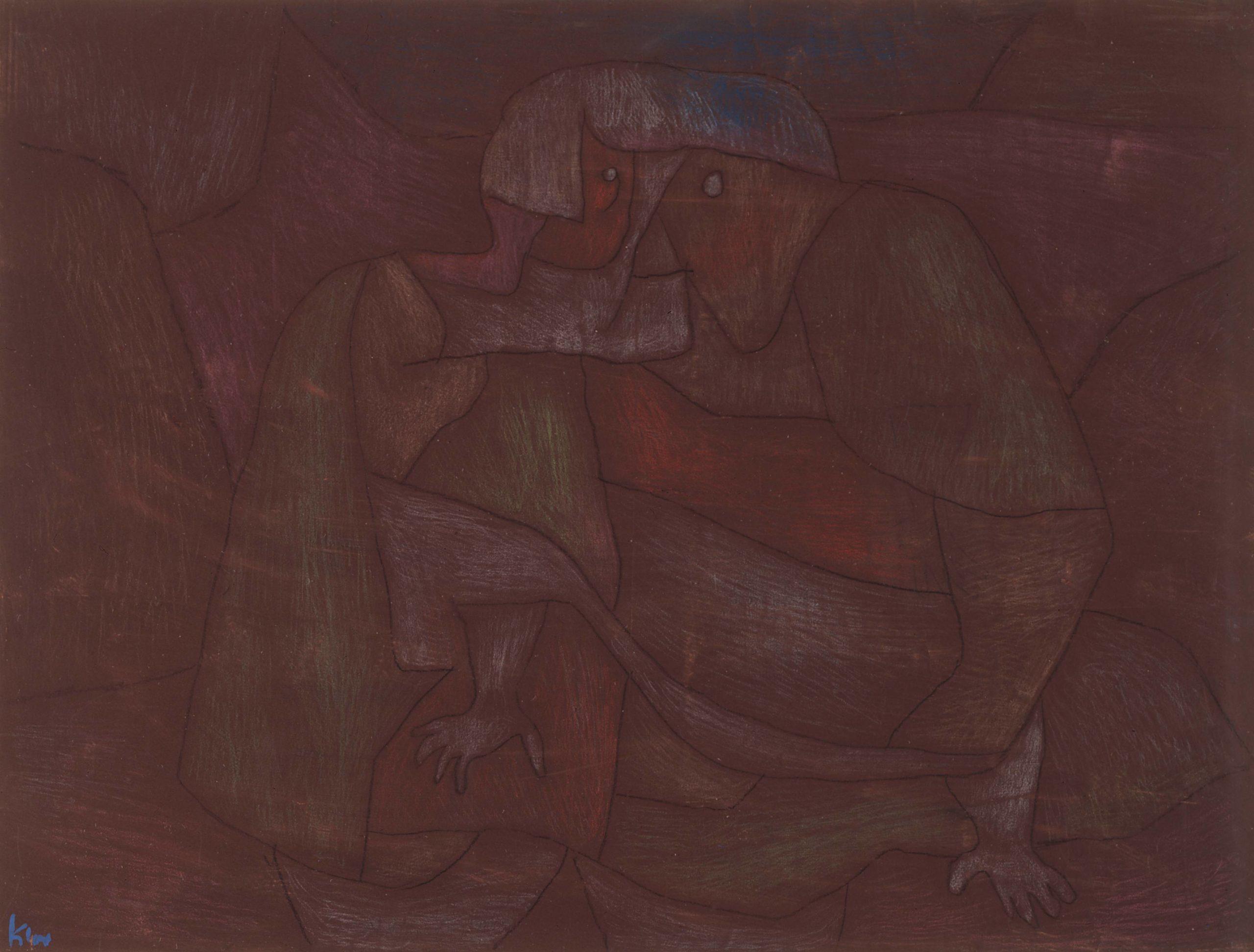 Paul Klee Sibyl